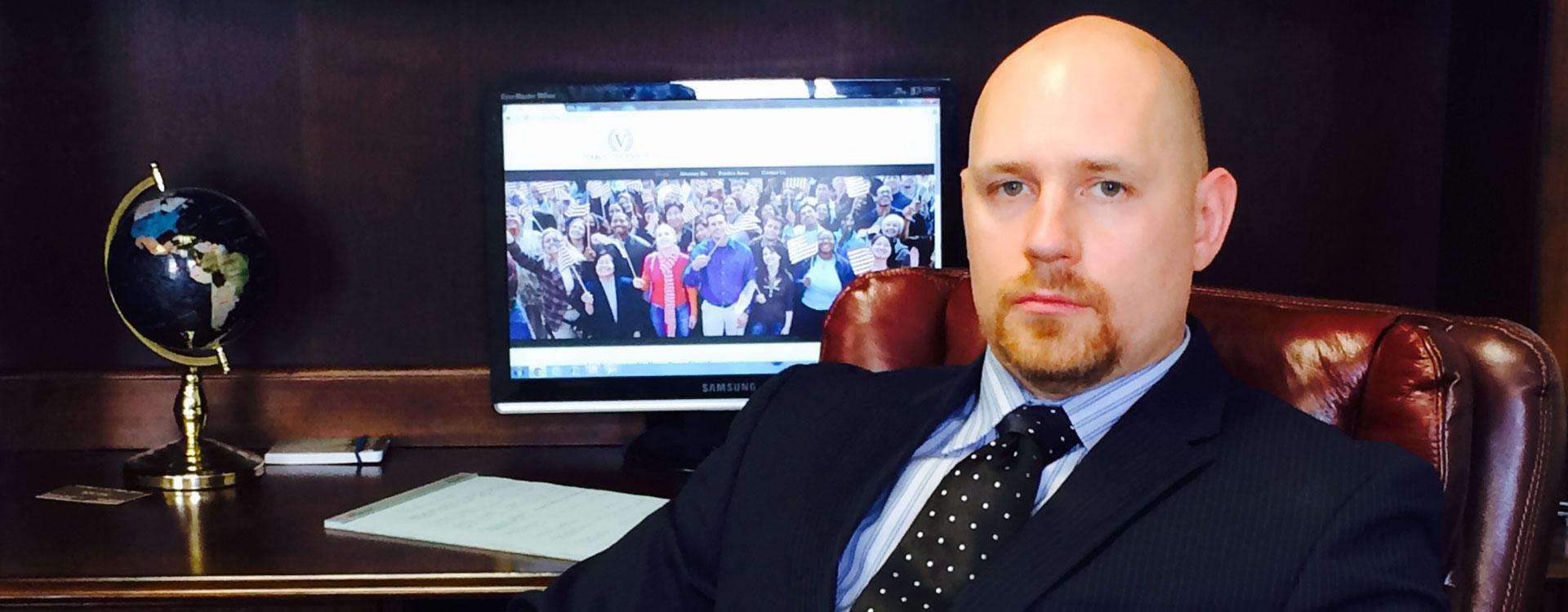 Denis Volkov Lawyer Greensboro NC